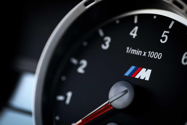 BM MINI TECH -Picture of a Speedometer