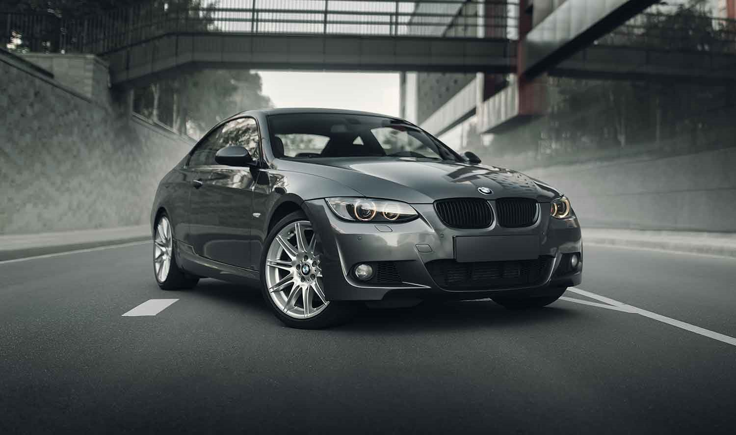 Picture of Black BMW